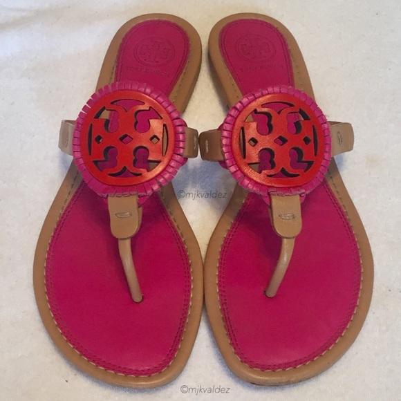 a9230a57943741 Tory Burch Miller Fringe Sandals. M 5b3b5c0c04e33dd0ea7bf9ab